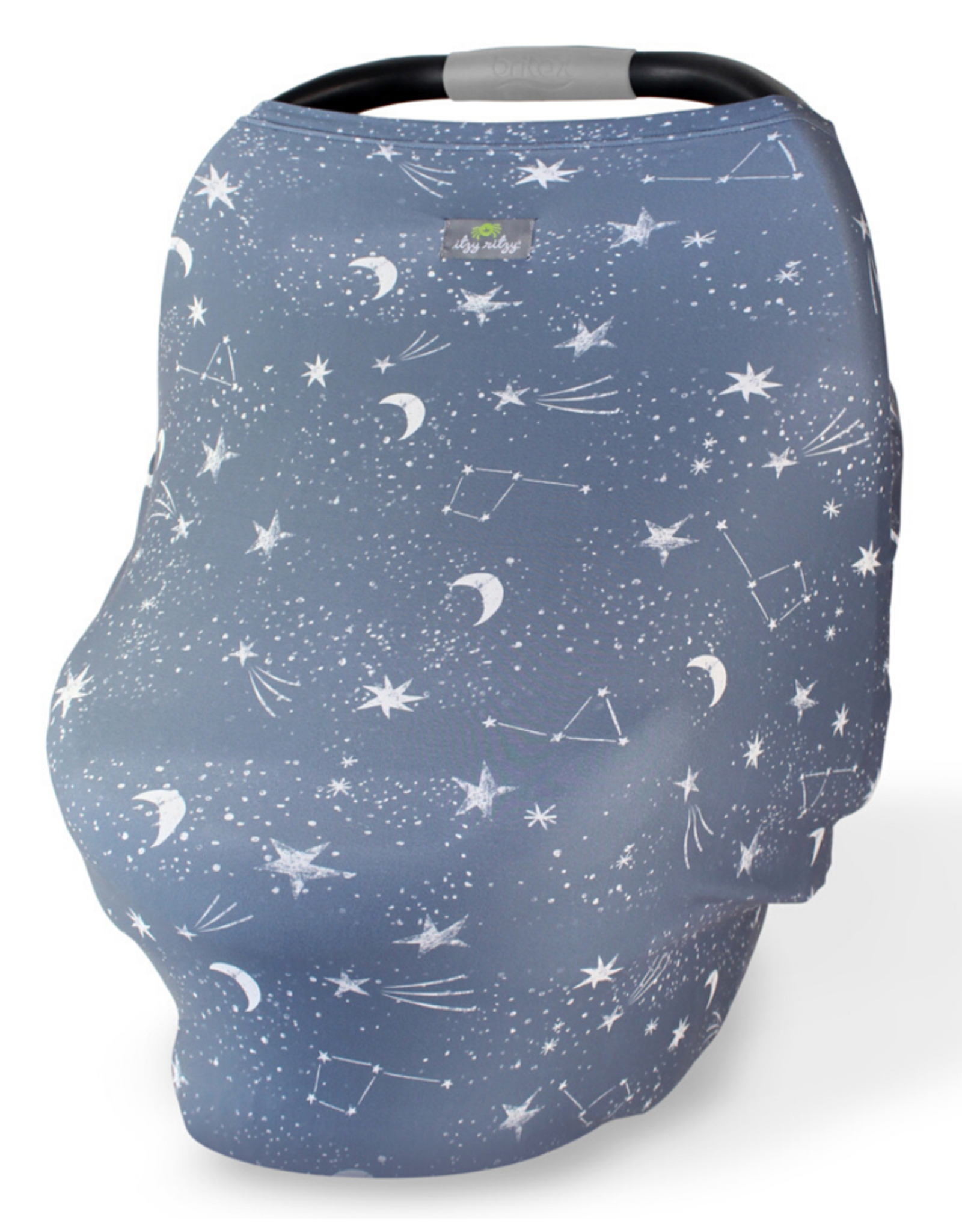 Itzy Ritzy Mom Boss™ 4-in-1 Multi-Use Nursing & Shopping Cover  Constellation