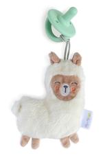 Itzy Ritzy Sweetie Pal™ Plush & Pacifier - Llama
