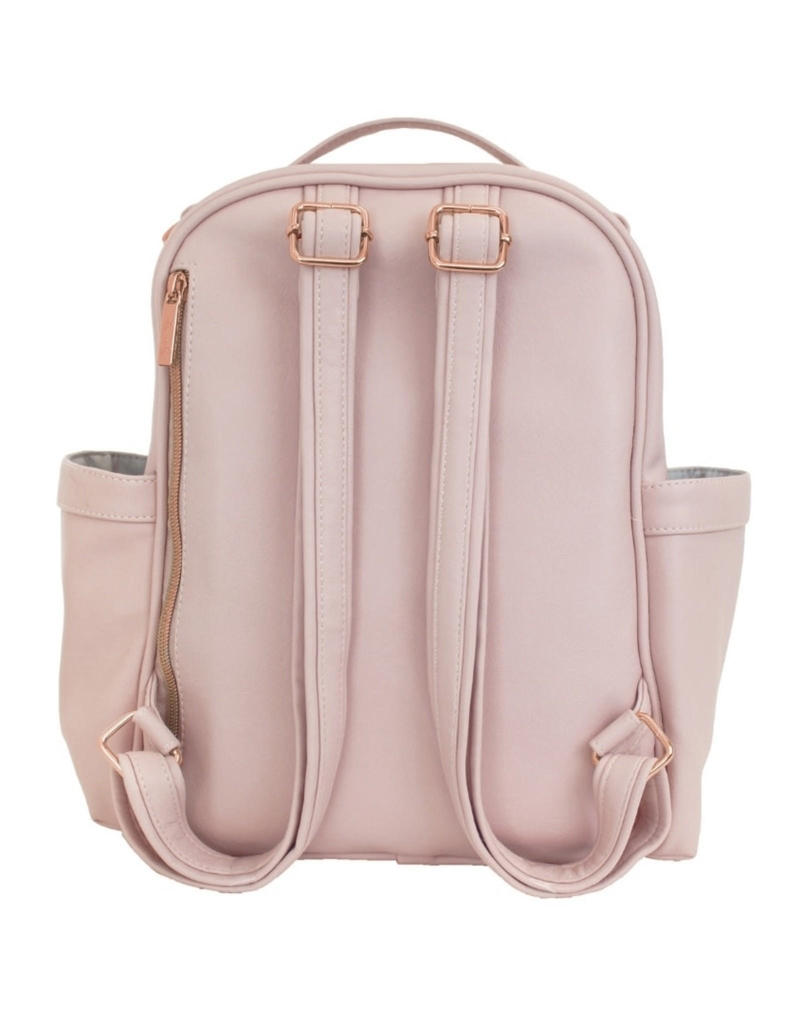 Itzy Ritzy Blush Itzy Mini™ Diaper Bag Backpack