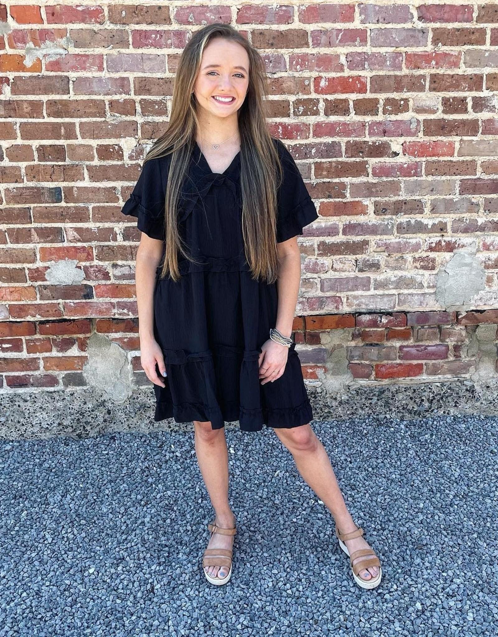 Alexa Dress in Black