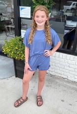Good Girl Macy Set in Blue