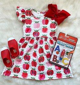 Honeydew Lillie Apple Dress