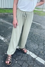 Hayden Carly Joggers in Sage