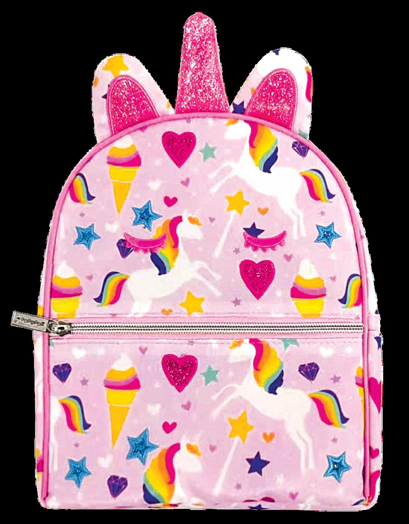 Iscream Magical Unicorn Mini Backpack