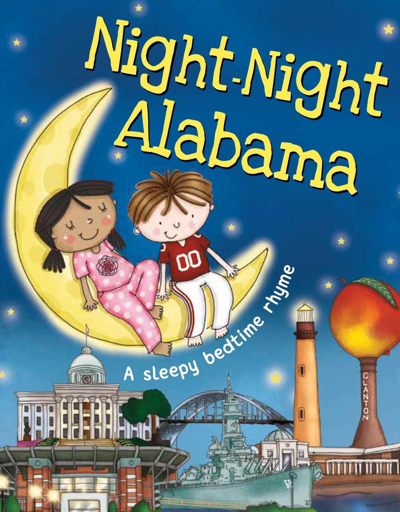 Sourcebooks Night-Night Alabama