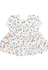 Be Girl Clothing Autumn Botanical Garden Twirler Dress