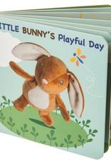 Mary Meyer Leika Little Bunny Board Book