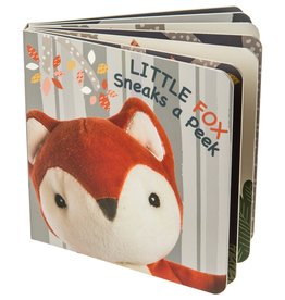 Mary Meyer Leika Little Fox Board Book