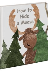 """Mary Meyer """"How to Hide a Moose"""" Board Book"""