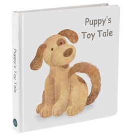 """Mary Meyer """"Puppy's Toy Tale"""" Board Book"""
