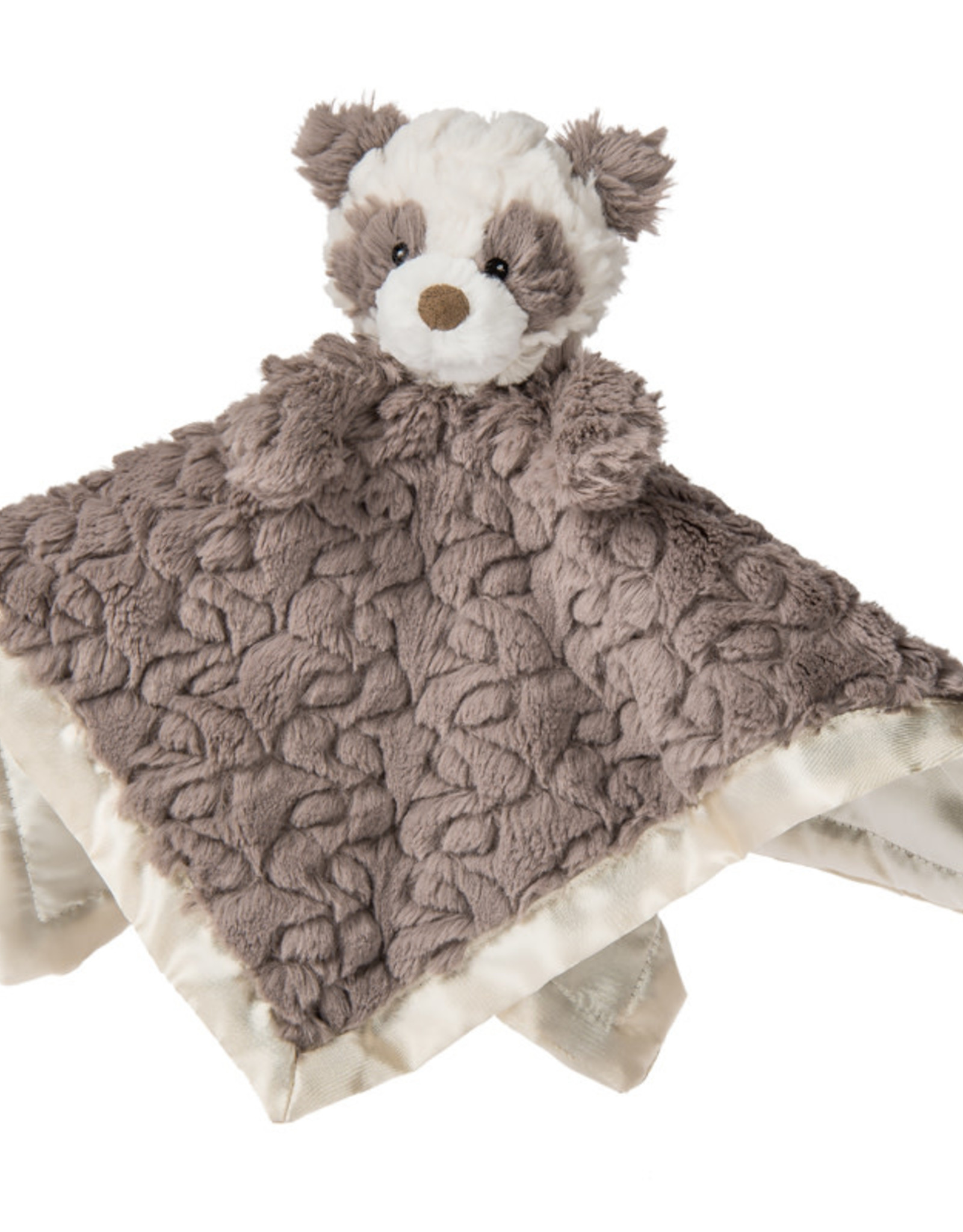 Mary Meyer Putty Nursery Panda Character Blanket – 13×13″