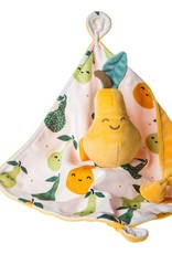 Mary Meyer Sweet Soothie Pear Blanket – 10×10″