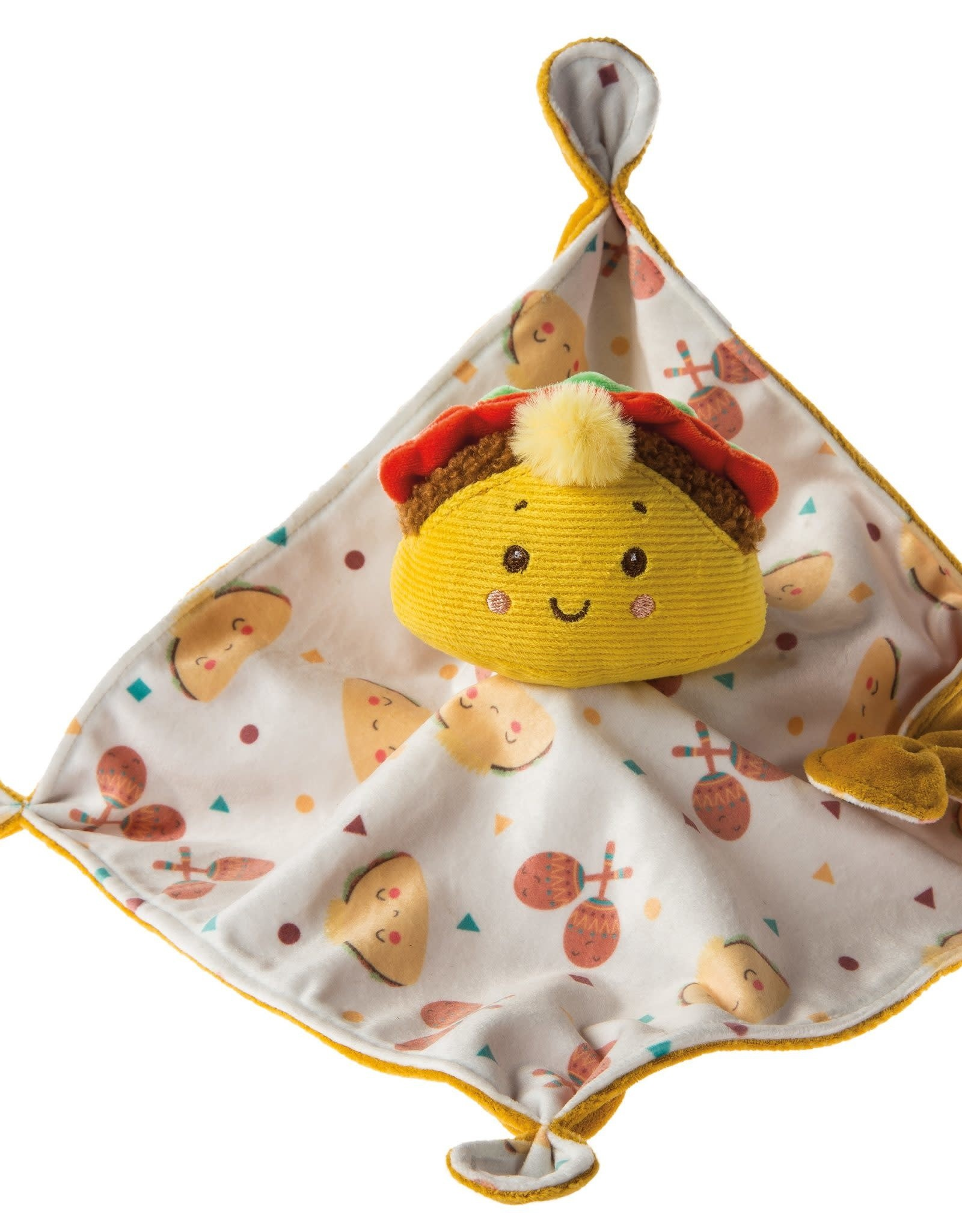 Mary Meyer Sweet Soothie Taco Blanket – 10×10″