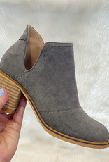 Bambi Bootie in Grey
