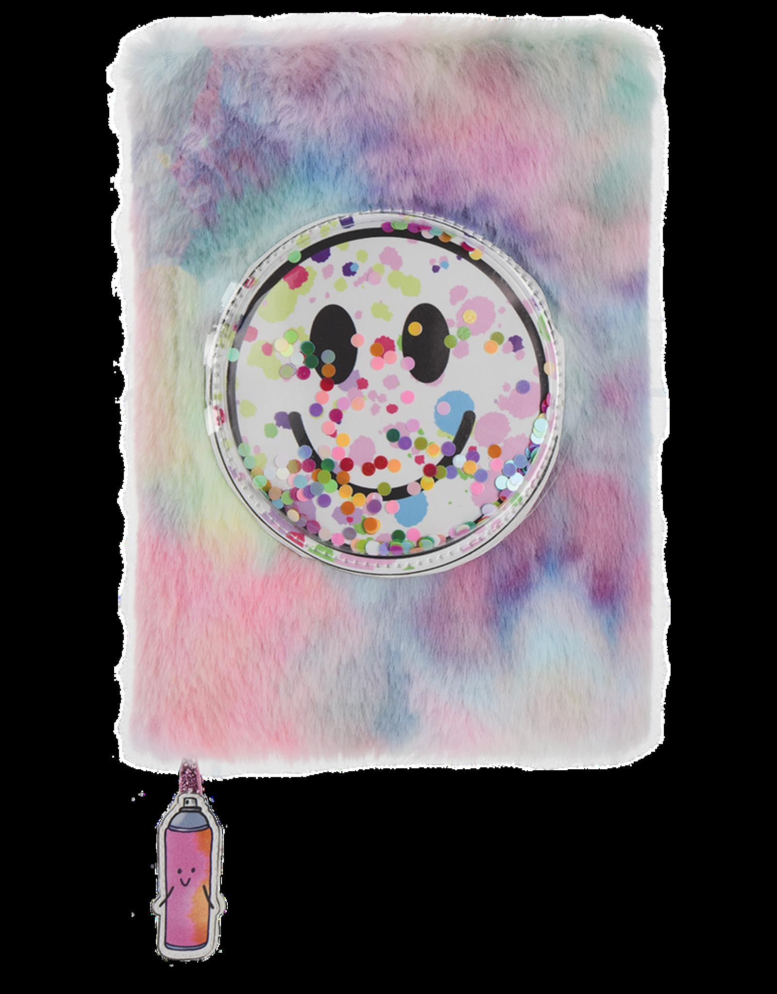 Iscream Confetti Furry Journal