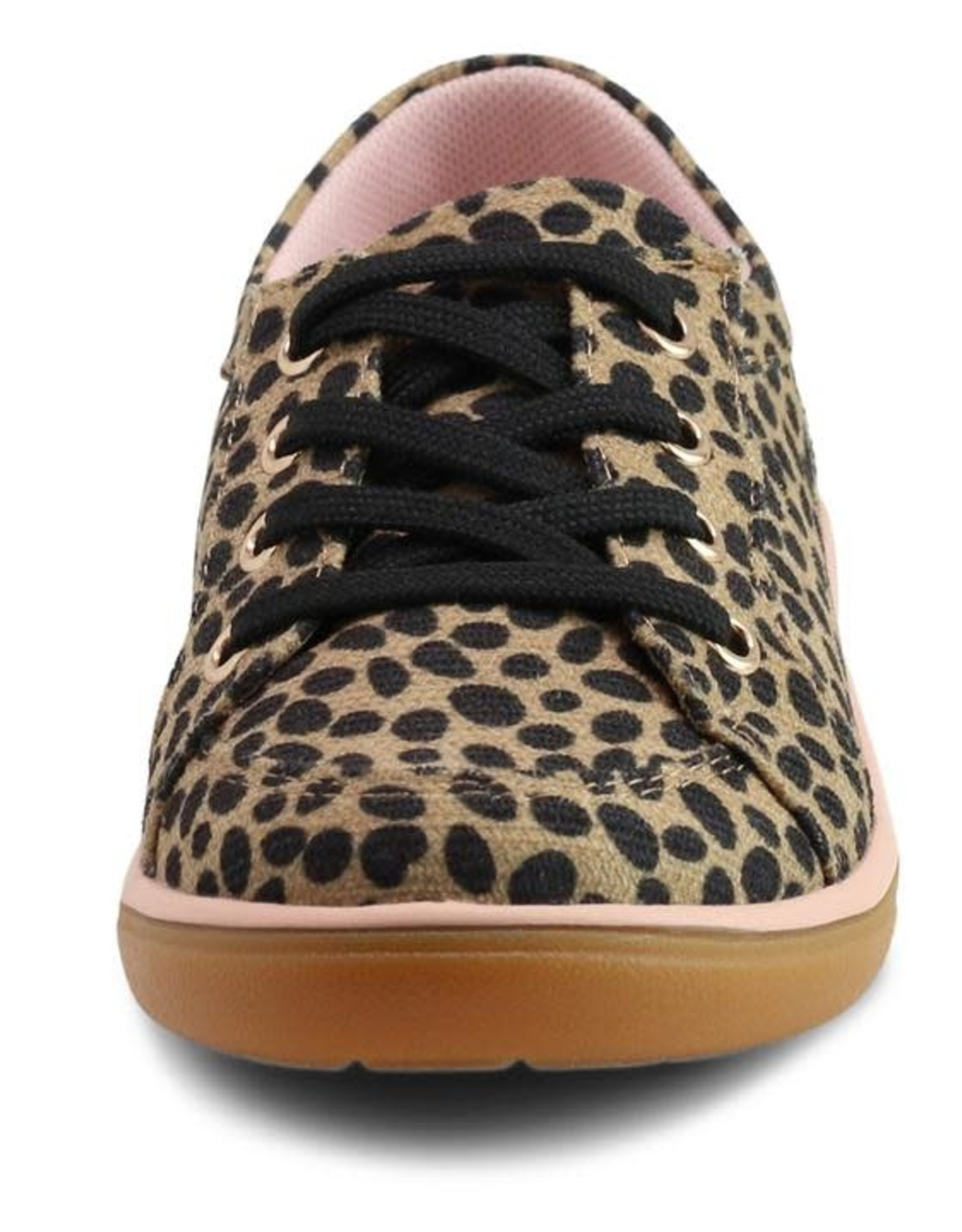 Livie and Luca Reeve Sneaker in Spotted Caramel