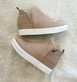 Diana Sneaker in Taupe