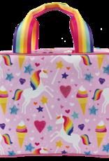 Iscream Magical Unicorn Large Cosmetic Bag