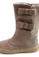 Livie and Luca Neve Boot in Taupe
