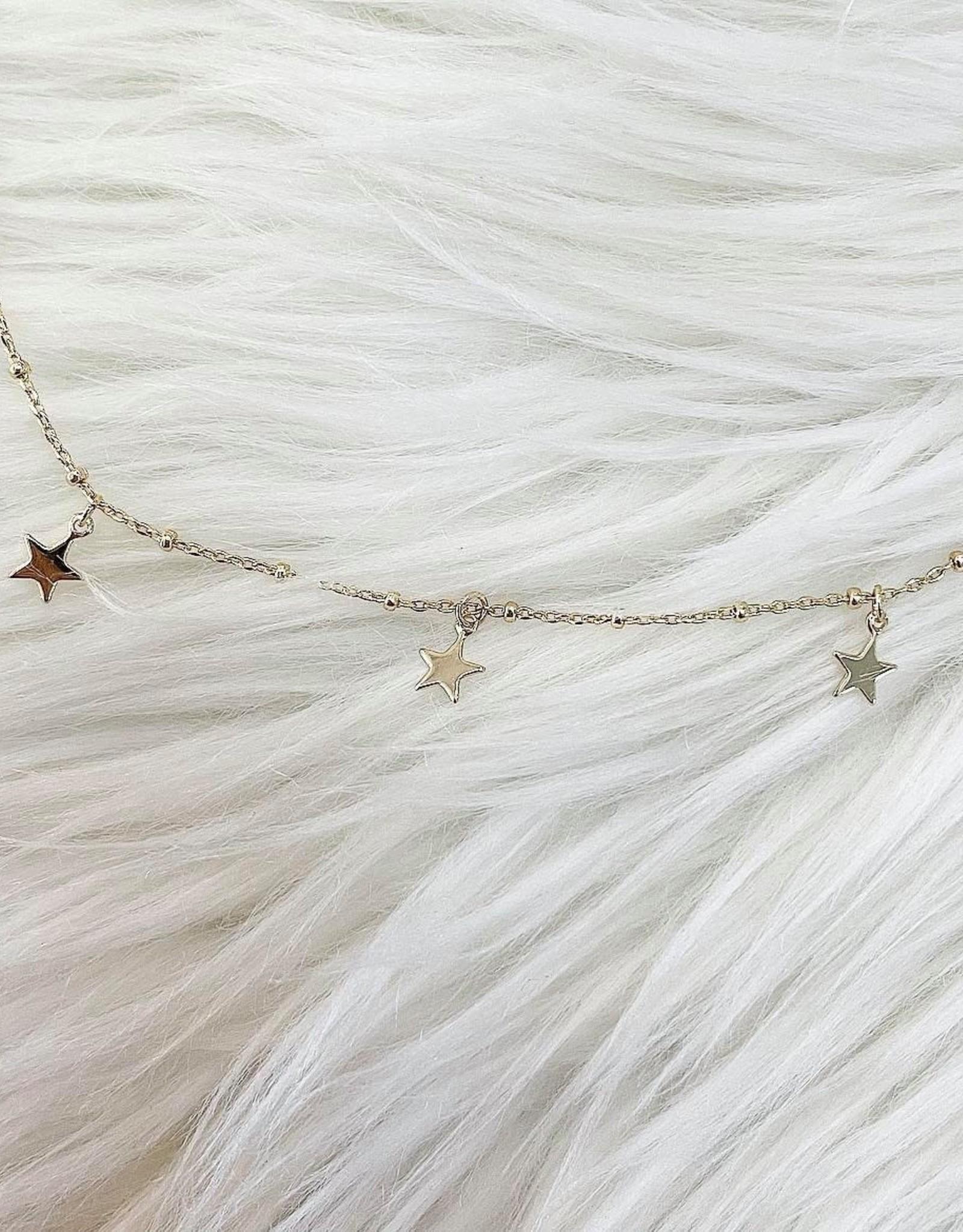 Strand of Stars Necklace
