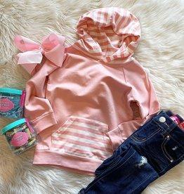 Honeydew Hadley Hoodie in Pink