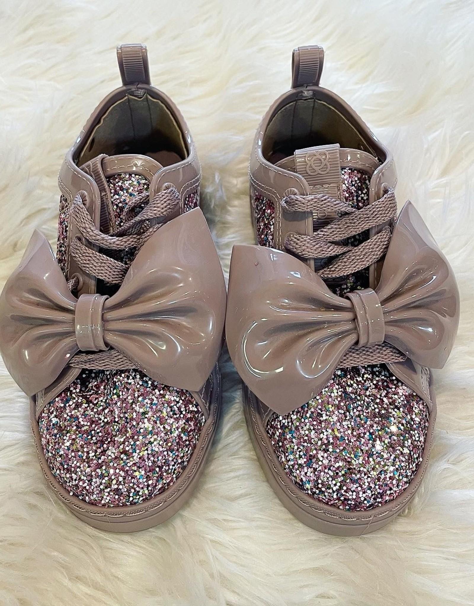 Petite Jolie Olympia Kids - Glitter Shinning/Taupe