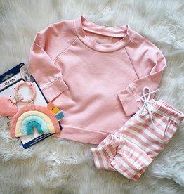 Honeydew Layla set in pink