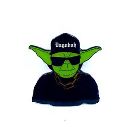 Straight Outta Dagobah Pin