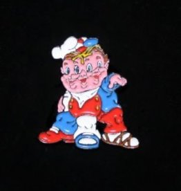 "Ron English Cereal Killers Pin ""Smack Crack & Pot"""