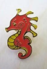 Vuduberi Little Seahorse Pin