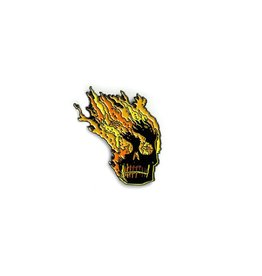Yesterdays Co 2000AD Judge Fire Pin