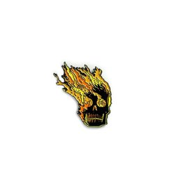 2000AD Judge Fire Pin
