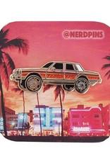 Nerdpins South Beach Pin