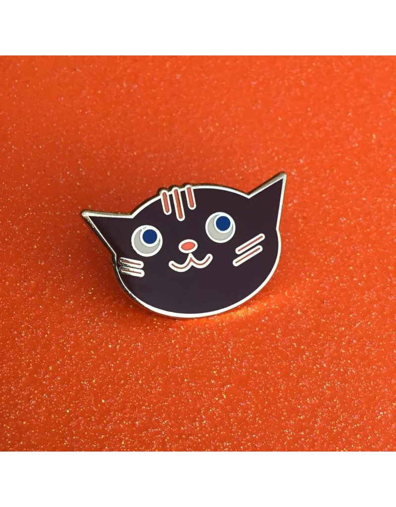 Hey Hugo Enamel Pin
