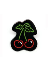 Neon Cherries Pin