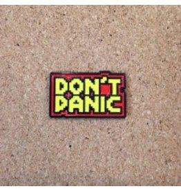 Don't Panic! Pin