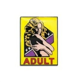 Nerdpins Adult Sign Pin