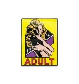 Nerdpins Adult Sign Pin