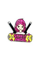 Yesterdays Co Street Angel Pin
