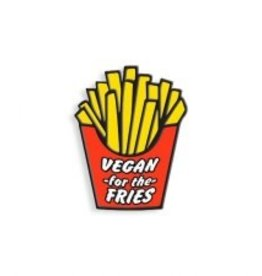 Yesterdays Co Nom Yourself Fries Pin