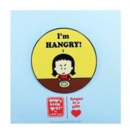I'm HANGRY! Pin