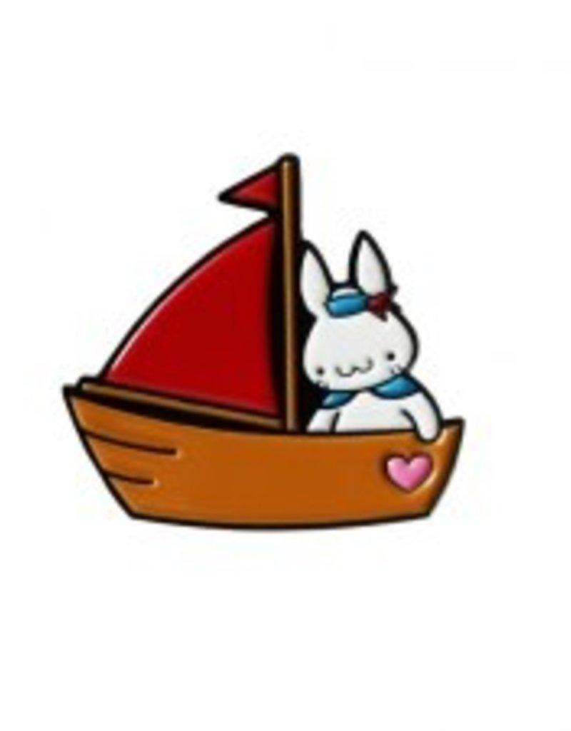 Creamlab Sailor Bun Pin