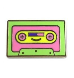 Lil Cassette Pin