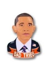Nerdpins Dad Tried Pin