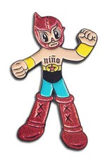 Coolectric Creations Astro Nino Enamel Pin