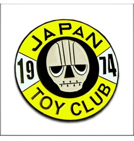 Japan Toy Club Enamel Pin