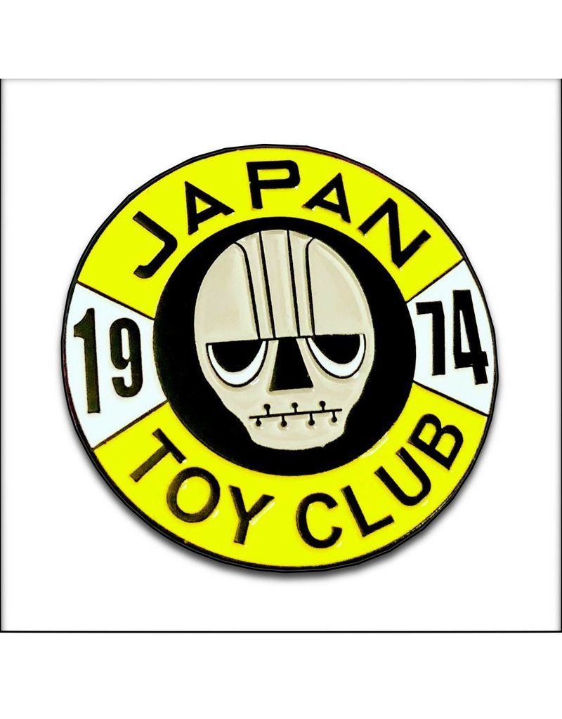 Coolectric Creations Japan Toy Club Enamel Pin