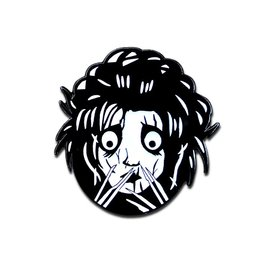 Edward Enamel Pin