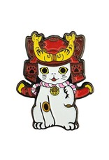 Creamlab Ohonneko Pin (Red)