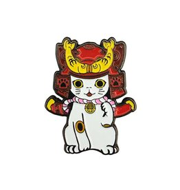 Creamlab Ohonneko Pin (Red)